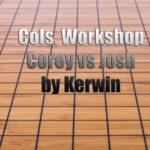 Columbus Workshop Corey vs Josh reviewed by Kerwin