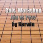 Columbus Workshop Jim vs Pete reviewed by Kerwin