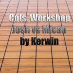 Columbus Workshop Josh vs Micah reviewed by Kerwin