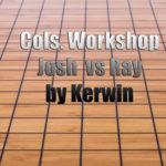Columbus Workshop Josh vs Ray reviewed by Kerwin