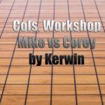 Columbus Workshop Mike vs Corey reviewed by Kerwin