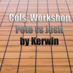 Columbus Workshop Pete vs Josh reviewed by Kerwin