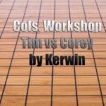 Columbus Workshop Tim vs Corey reviewed by Kerwin